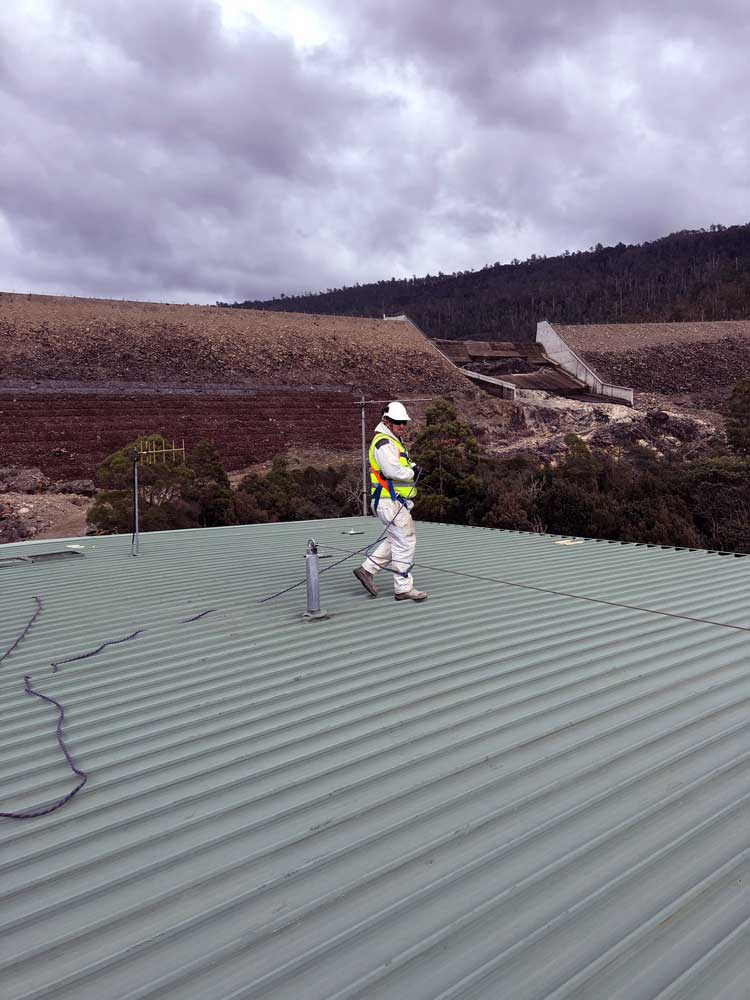 Roof Painters Launceston