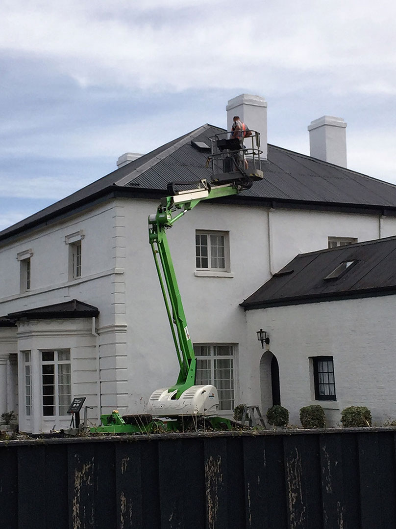 Commercial painting contractors Launceston